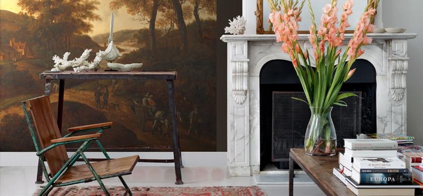 Rijksmuseum wallpaper collection