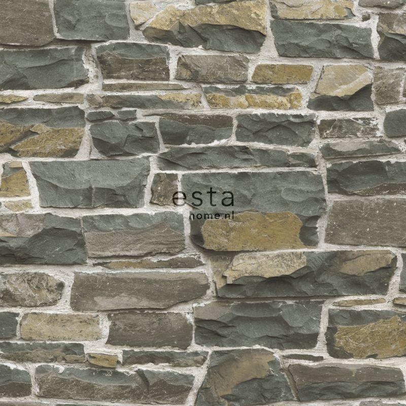wallcovering brick wall