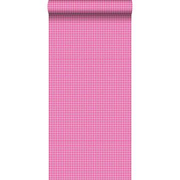 wallpaper small dots pink