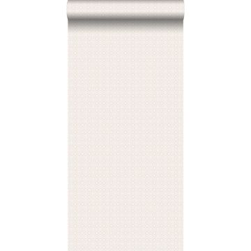 wallpaper lace soft pink