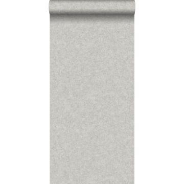 wallpaper plain concrete look gray