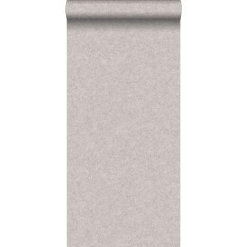 wallpaper plain concrete look warm gray