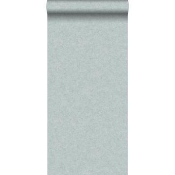 wallpaper plain concrete look teal