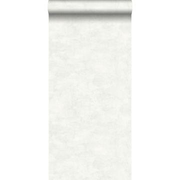 wallpaper concrete look light warm gray and matt white