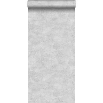 wallpaper concrete look light cream beige