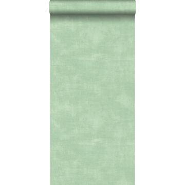 wallpaper concrete look mint green
