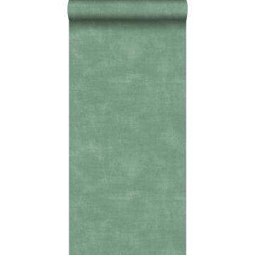 wallpaper concrete look green
