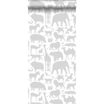 wallpaper animals gray