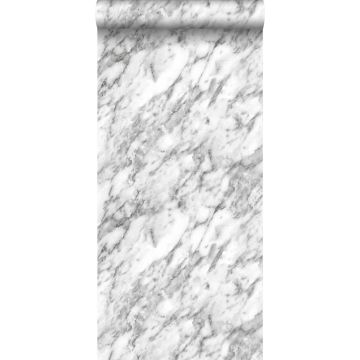 wallpaper marble black and white