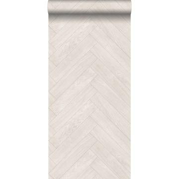 wallpaper wood effect beige