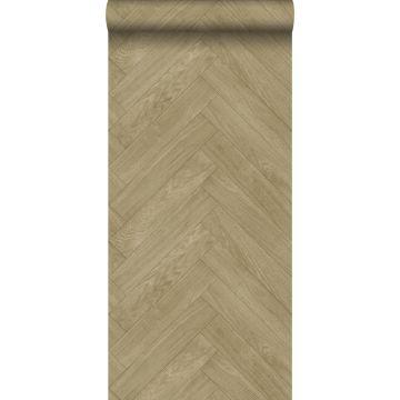 wallpaper wood effect cervine