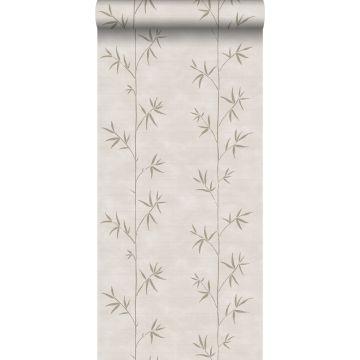 wallpaper bamboo cervine