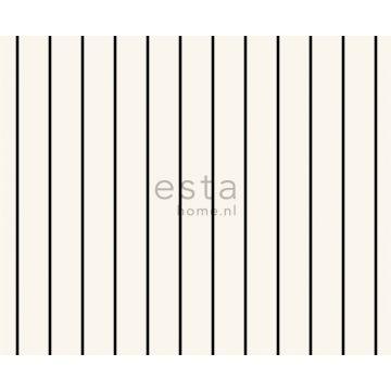 fabric stripes black