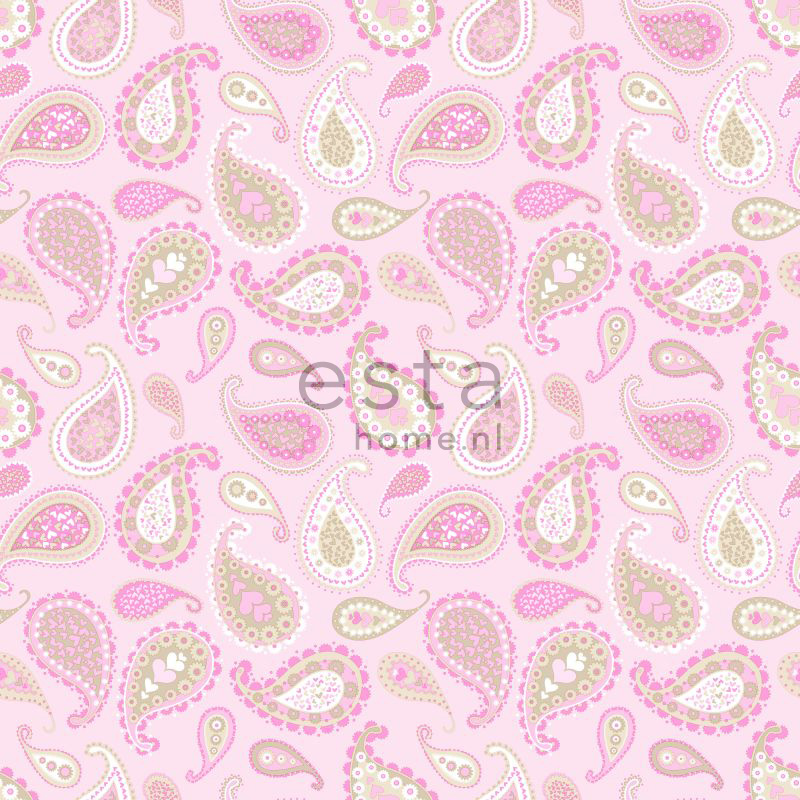 wallpaper paisleys