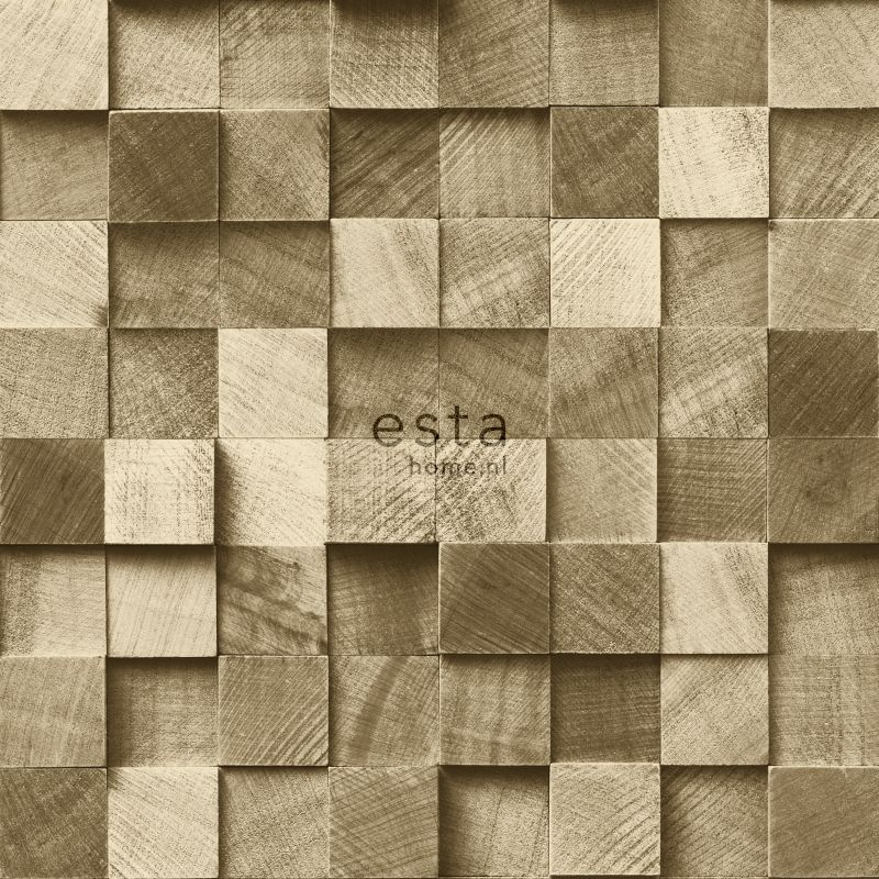 wallcovering pieces of wood